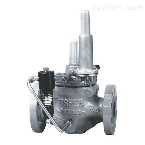 Fisher EZR 系列减压调压器