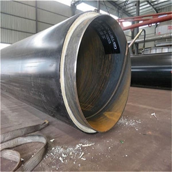 159*6聚氨酯预制无缝直埋式保温管供货厂家