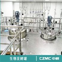 1000L微生物全自动液体菌种发酵罐
