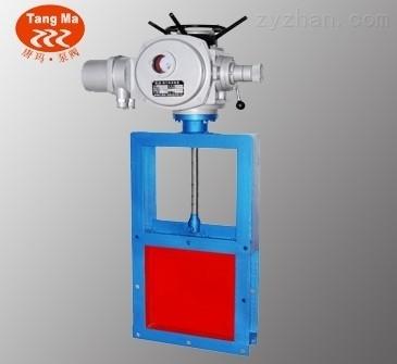 方形平板闸门插板阀 螺旋闸门 电动闸板阀