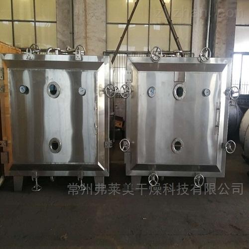 电加热大型静态方形真空干燥机