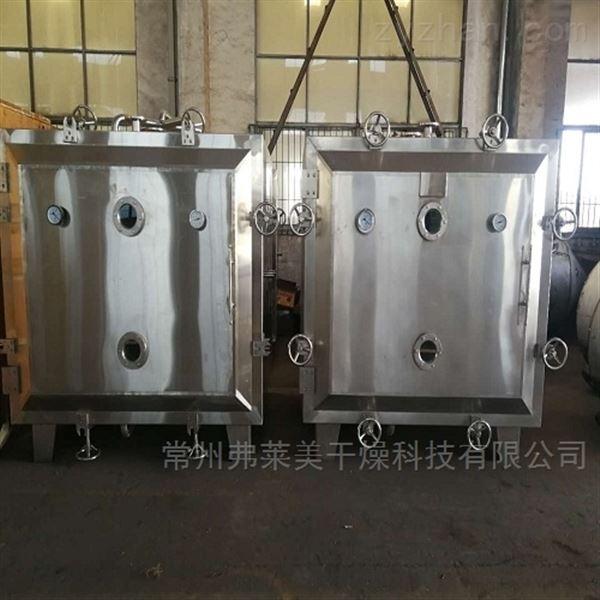 低温方形真空干燥机、静态式真空烘干机