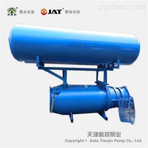 800方大排量河道抽水浮筒泵