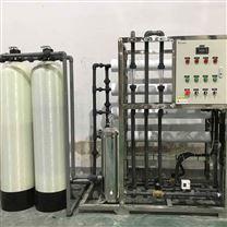 苏州雅云二级反渗透+EDI超纯水设备