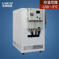 -120度热沉试验低温机组不同型号的性能