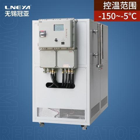 工业螺杆乙二醇冷冻机安装细节