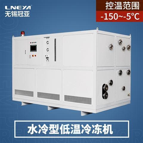 工业复叠式防爆冷冻机组注意事项