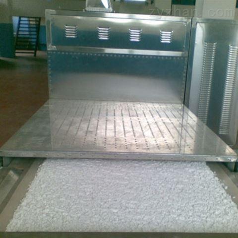 科尔新品纤维微波干燥烘干设备