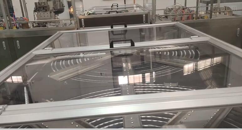 全自动栓剂连续生产线HY-ZL-7产品介绍