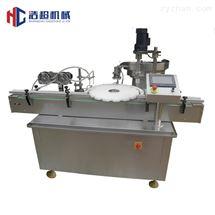 HCYGX-30上海甲油灌装旋盖机