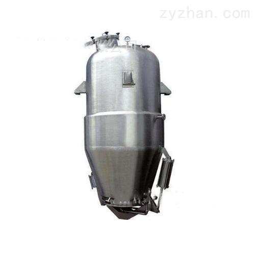 500L不锈钢正锥直筒型提取罐