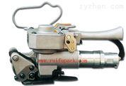 供耐火材料用气动塑钢带打包机-济南瑞福