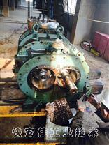 約克RWF399螺桿式冷水機組電機燒毀大修
