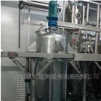 釜罐式超声波提取成套设备特点