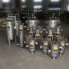 大流量不锈钢304/316L布袋式过滤器结构