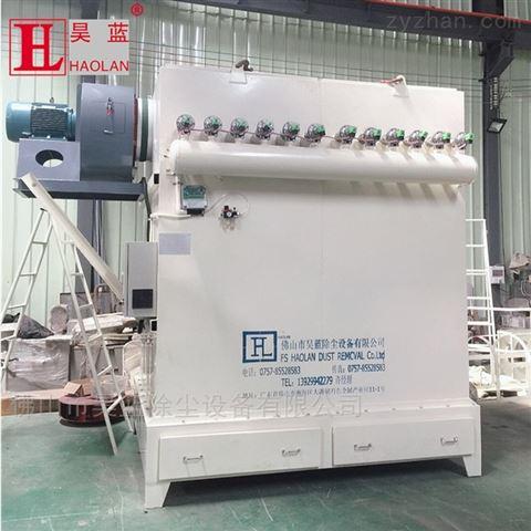 供应工业空气净化设备 床垫厂布袋除尘器
