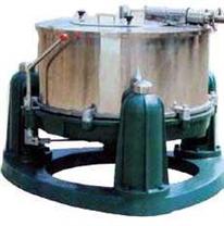 三足式人工上部卸料离心机(沉降型)