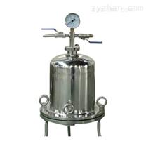 小容量-实验室-不锈钢正压过滤器