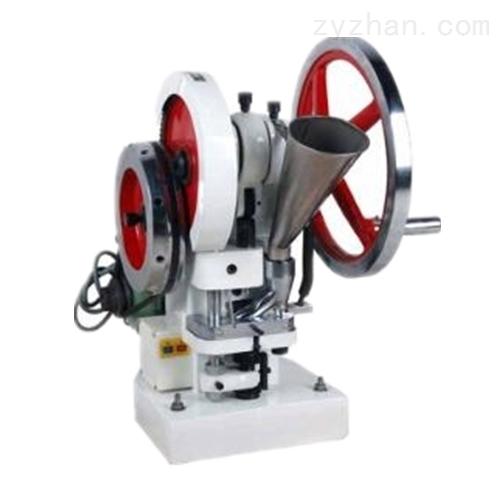 单冲式压片机特点