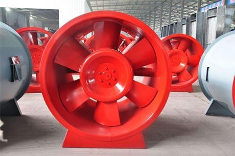3c消防HTF高温双速排烟排风机