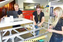 德国item模块化设计重载三轴输送代理珏斐
