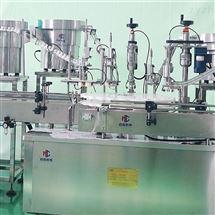 HCXG双工位旋盖机 全自动设备