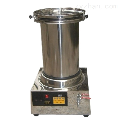 KNDJ型常溫單煎自動煎藥機