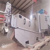 屠宰厂污泥脱水设备 叠螺式污泥压滤机