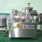 檢測試劑灌裝機 液體灌裝旋蓋機