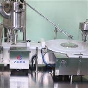 新款粉劑灌裝機 定量灌裝軋蓋機