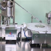螺桿式計量灌裝機 西林瓶軋蓋機