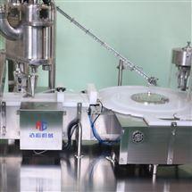 HCFGX螺桿式計量灌裝機 西林瓶軋蓋機