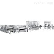 50ml玻璃型大輸液生產線