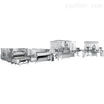 玻璃型大输液生产线