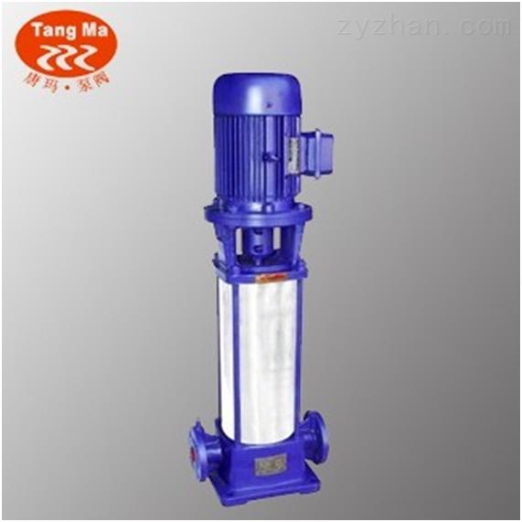 上海立式多级管道泵