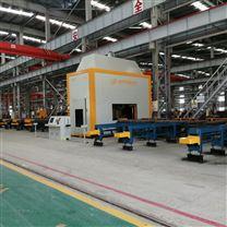 钢结构数控三维钻 加工H型钢冲孔机