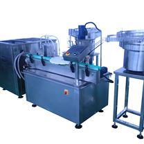 噴霧劑灌裝機 液體灌裝生產線