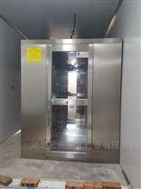 武汉仙桃201不锈钢单人双吹风淋室生产厂家