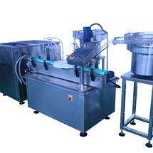 HCPGXHC全自动喷雾剂灌装生产线