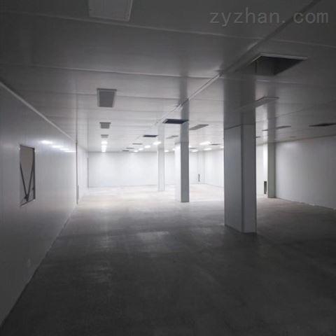 山东净化车间100-200平米的安装项目报价