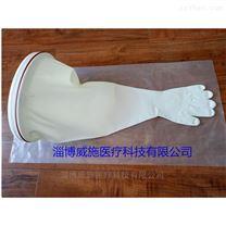 隔离器手套及手套圈,POM手套固定座和法兰