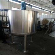 不锈钢润滑油搅拌罐生产厂家山东