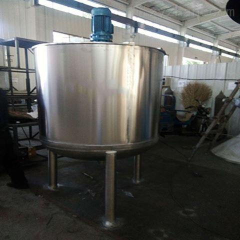 不锈钢洗衣液搅拌罐生产厂家山东