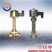进口LNG液化天然气用电磁阀认准德国洛克