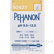 PEHANON 9.5-12.0 有色溶液pH测试条
