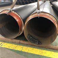 630大口径聚氨酯地埋式热水防腐保温管