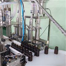 HCGX-50/100型糖浆口服液灌装机 轧盖机