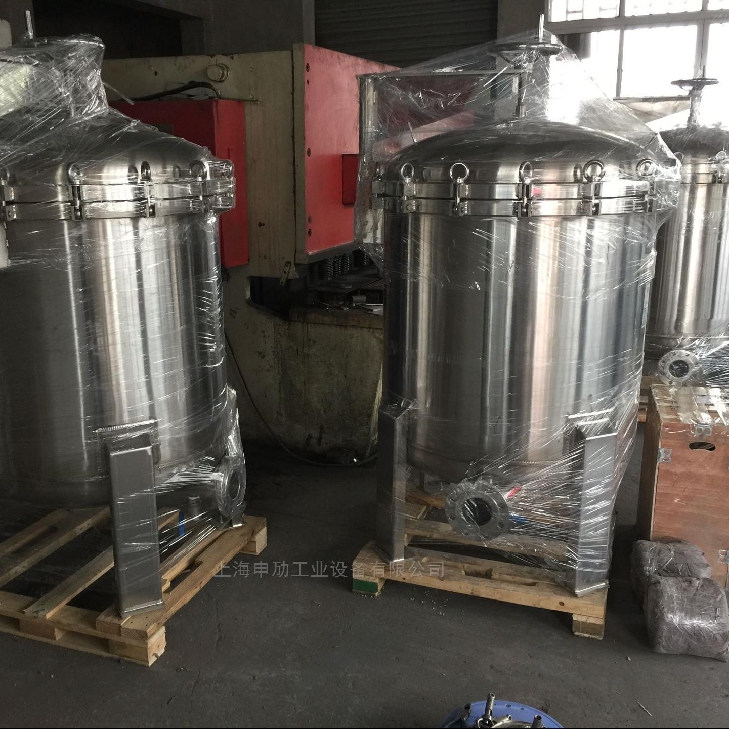 申劢供应DL-8P2S袋式过滤机