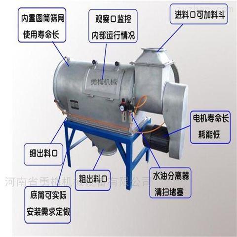 不锈钢气旋筛1.1KW-立式圆形筛粉机