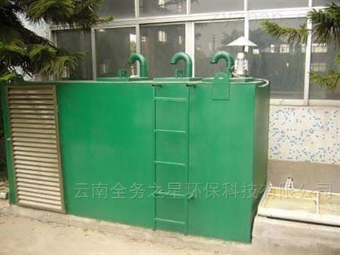 昆明电镀清洗重金属废水处理设备